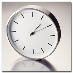 My lovely wall clock, City hall by Arne Jacobsens.