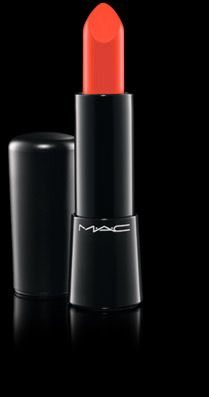 Mineral Lipstick/Lip Balm: MAC - Mineralize Rich Lipstick goes on smoothly and easily, with a texture that's similar to a lip balm. There's a slight shine to the finish, and because it is moisturizing, it doesn't emphasize dry spots on lips. This also manages not to migrate into lines around the lips, even without a lipliner! The color is very rich—with full-color coverage in only a couple of coats—and wears for about four hours, leaving a slight stain behind.