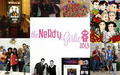 The Nerdy Girlie: My Top 10 Favorite #Nerd Moments of 2013