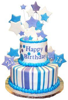 Adult male cake