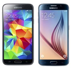 What do you make of the S6 vs S5 design?