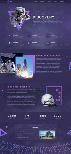 The finest landing page style inspiration from around the web. See more sample of Landing Page Website Designs inside. Discover Landing Page st. Web Design Trends, Cool Web Design, App Design, Web Design Websites, Web Design Quotes, Web Design Tips, Web Design Tutorials, Space Websites, Web Design Black