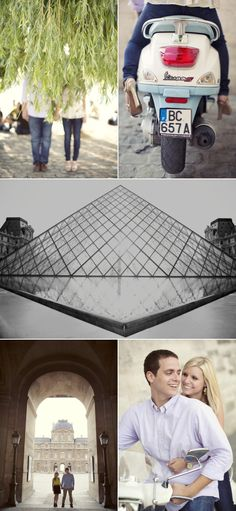 """If y'all do go to Paris for Honeymoon you definitely need to hire a photographer over there and get a """"elopement"""" photo session!!!"""