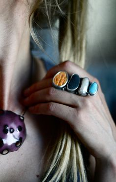 Small Collections Ring by {thenoisyplume}