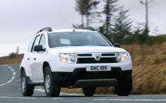 Dacia Duster review