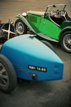 MG & Bugatti