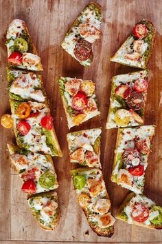 Easy Homemade French Bread Pesto Chicken Pizza Recipe. Turn on your ovens! It's time to try some fun new kid friendly recipes for dinners and weeknight meals.  Simple to customize for picky eaters. Top with whatever you like - pepperoni, mushrooms, cheese, olives - you name it. Store bought shortcuts make this semi homemade entree a possibility.
