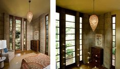 Millard House In Pasadena by Frank Lloyd Wright | HomeDSGN, a daily source for inspiration and fresh ideas on interior design and home decoration.