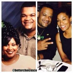 Over 300 lbs Gone: The Beals celebrate their 8 year anniverary of losing weight together | Black Weight Loss Success