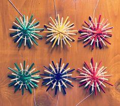 ストローでクリスマスを飾る♡ストローオーナメントを作ろう♪ | Handful