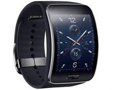 Samsung a annoncé la Gear S, sa nouvelle montre incurvée pouvant fonctionner comme un téléphone ordinaire.