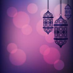 Purple arabic lantern background Free Ve. Islamic Wallpaper Hd, Iphone Wallpaper Images, Wallpaper Ramadhan, Poster Background Design, Pattern Background, Plains Background, Eid Mubarak Wallpaper, Eid Mubarak Stickers, Ramadan Background