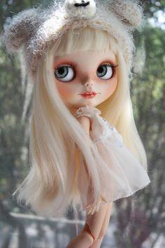 OOAK Custom Blythe Doll Brianna