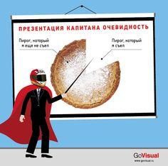 Ох и сколько же мы видели таких презентаций... Не сосчитать. Увековечили по-быстрому :) Сделано в production-студии http://GoVisual.ru.