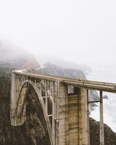 Bixby Creek Bridge by ravivora on Instagram #karmafinds