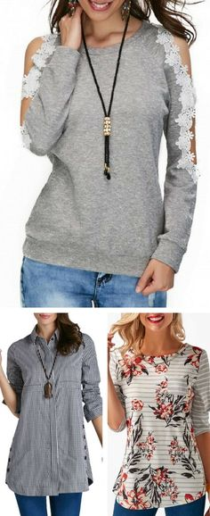 Cute tops for women at rosewe.com, free shipping worldwide and better service.