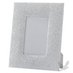 Solid White Beaded Photo Frame    koyalwholesale