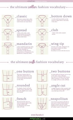 Collars and Cuffs