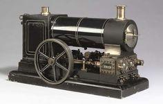 Undertype steam engine