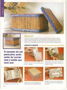 Can you believe this is from rolled up magazine pages?   déco écolo - brico récup : c'est (PAS) moi qui l'ai fait