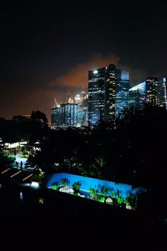 New York Skyline, Cities, Colour, Places, Blue, Travel, Singapore, October, City