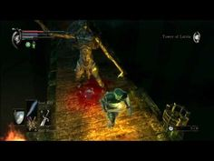 Demon's Souls - Breaking the chains of the Heart