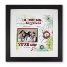 Sharing Memories Scrapbooking: 52: An Irish Blessing Project
