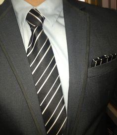 #suit men's fashion.