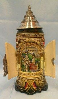 Castle Gate German Beer Stein by King Werks