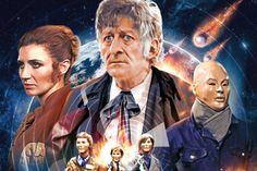Crítica | Doctor Who – Série Clássica: Spearhead From Space (Arco