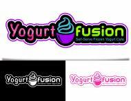 Yogurt Logo Design #LogoDesign #Logo #SmallBiz #Entrepreneur #BusinessCard #LogoContest www.LogoBids.com
