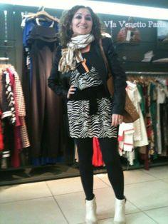 #Vestido #HossIntropia #Cazadora #Morgan #Bolso #Lavand #Botines #Rinascimento  https://www.facebook.com/ViaVenettoParla?ref=stream&hc_location=timeline