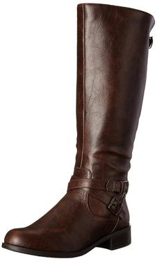 Marco Republic Barcelona Womens Knee High Riding Boots > You can get more details here : Women's winter boots