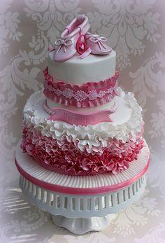 ballerina cake | da Coco's Cupcakes Camberley