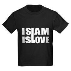 Islam is love T-Shirt