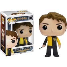 Funko Pop Cedric Diggary from Harry Potter Order Of The Phoenix