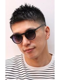 The top short hairstyles for men for the year 2018 are eye-catching and somewhat sophisticated. Today the short mens hairstyles have become particularly. Pictures Of Short Haircuts, Best Short Haircuts, Cool Haircuts, Hairstyles Haircuts, Haircuts For Men, Popular Hairstyles, Asian Short Hair, Asian Hair, Short Hair Cuts