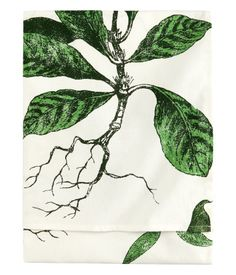 H&M Home  Tablecloth £14.99  DESCRIPTION  Sturdy cotton tablecloth with a print pattern. Size 145x200 cm.