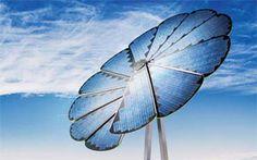 SmartFlower: l'inseguitore solare che cambia le regole - http://www.vpsolar.com/smartflower-inseguitore-solare-regole/