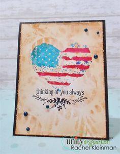 Ragged Ol' Flag - Unity Stamp Co