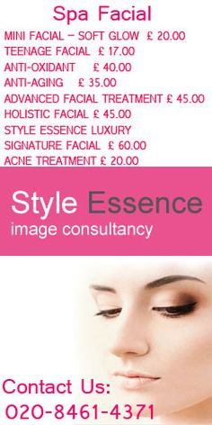 #beauty http://styleessence.com/  Our Spa Facial