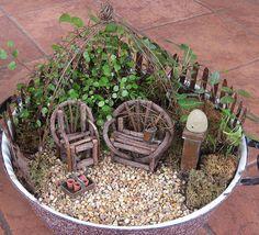 miniature garden - rubyplaza.com