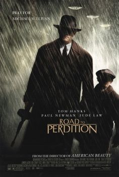 Road to Perdition (2002) movie #poster, #tshirt, #mousepad, #movieposters2