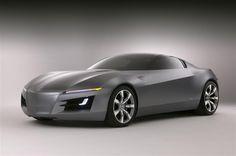 2007 Acura Advanced Sports Car Concept Image