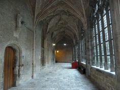 De Abdij herinnert aan het rijke roomse leven in Middelburg.