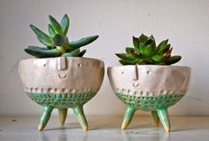 Happy pots by Atelier Stella