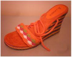 aki dejo algunas sandalias y zapatillas k me he encontrado en la red a mi parecer son las mejores pero seguire buscando mas y subire mis pro...