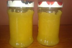 Jak vyrobit med z jablek a zázvoru Marmalade Jam, Home Canning, Cooking Recipes, Healthy Recipes, Food Storage, Bellisima, Herbalism, Food And Drink, Smoothie