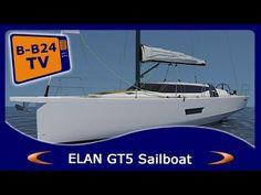 **BEST Boats24** ELAN GT5 Sailboat 2016