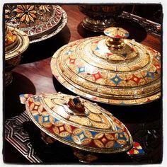tunisian plates by kamila panasiuk via dreamstime just ideas pinterest geschirr. Black Bedroom Furniture Sets. Home Design Ideas
